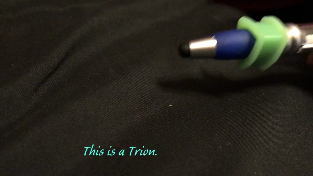 This is a Trion.